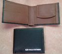 Manufacturer of Promotional PU Wallets with your Logo with RFID with Gift Box Packing