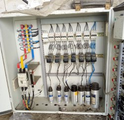 Power Factor Control Panel, 440 Voltage