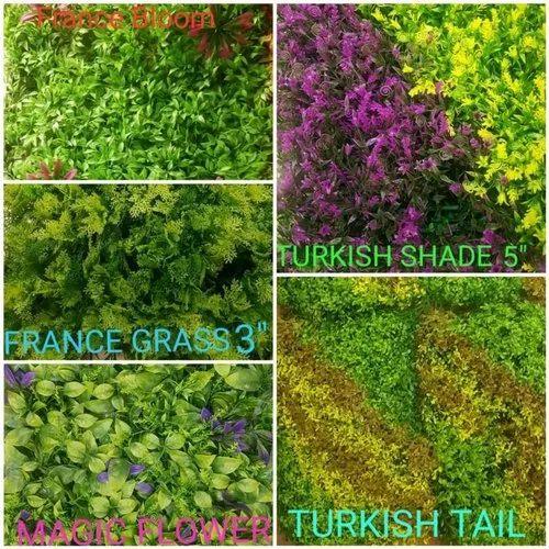 Vertical Garden  Wall Grass