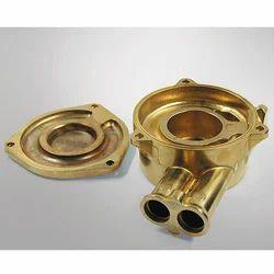 High Tensile Brass Casting CuZn38Mn1Al