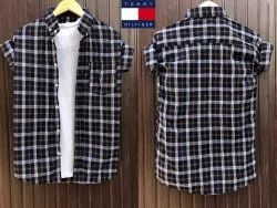 Not discribe Formal Wear Tommy Hilfiger Shirt, Size: M L XL