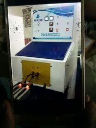 50 kW Induction Heating machine for Bolt Forging
