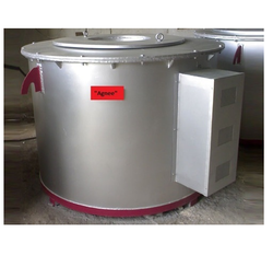 Pit Type Aluminium Melting Furnace