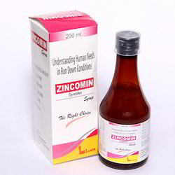 Zincomin Syrup