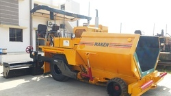 Semi Sensor Paver Finisher