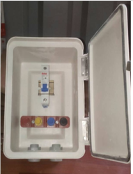 Poly Carbonate And SMC/FRP And Square Junction Box