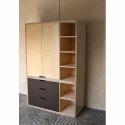 Wooden Cabinet Wardrobe