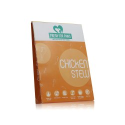 Dog Fresh For Paws Chicken Stew 300 Gram