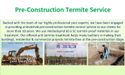 Layer By Layer Termite Pre-construction Pest Control Service