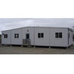 Modular Portable Site Offices