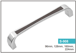 S-908 Zinc Cabinet Handle