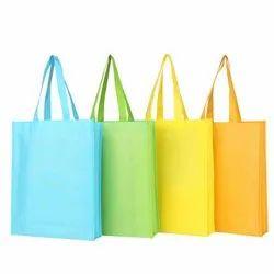 Plain Non Woven Bag, Capacity: 5kg, For Shopping