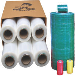 Stretch and Wrap Film - Stretch Film Manufacturer from Daman