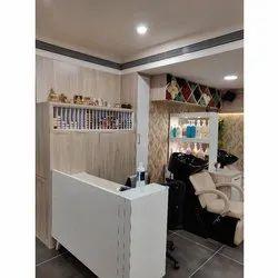Modular Beauty Salon Interior Designer Services