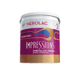 Impressions Metalic Finish
