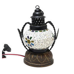 Small Wooden Pop Lantern