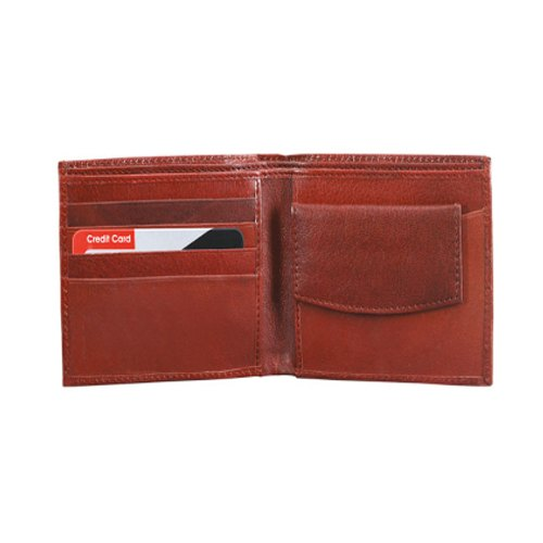 Goat Leather Gents Wallet
