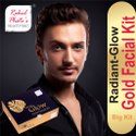 150 Gm Rahul Phate''''s Radiant Glow Gold Facial Kit