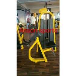 Anson Sports Arm Curl Machine
