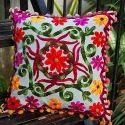 Handmade Suzani Cushion cover