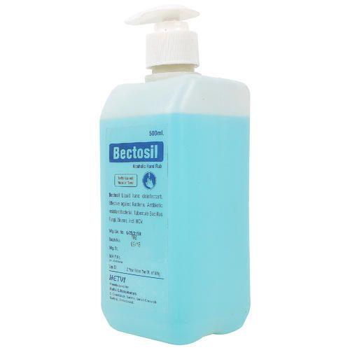 Bectosil Hand Sanitizer Dispensor, Packaging: 500 mL, Rs 130 /for ...