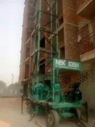 Nextgen Four Channel Lift Mixer Machine
