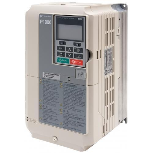 Fan cooled Yaskawa CPM1A-TS002, Variable Frequency Drives, 50 Hz, Semi-Automatic