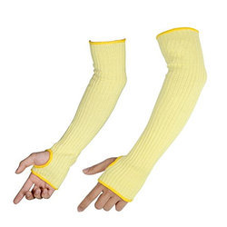 Thumb Cut Knitted Hand Sleeves
