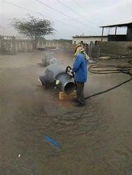 Copper Slag Blasting Service