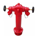 Hydrant Stand Post