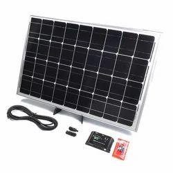 Black Solar Battery Charger, 14.5 Volt