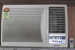 White 3 Star Panasonic 1.0ton 3star Window Ac for Home