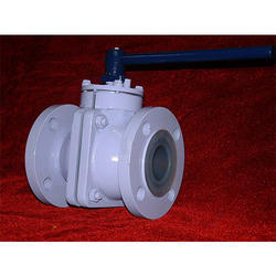 FEP Lined Ball Valve