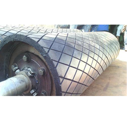 Conveyor Rubber Pulley Lagging