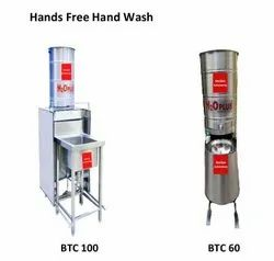 Hands Free Hand Wash Station