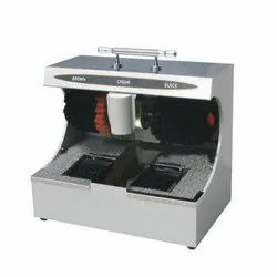 KVR-XD1 Shoe Polish Machine