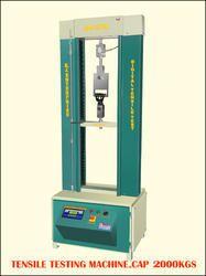 Double Pillar Tensile Testing Machine