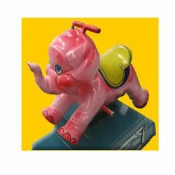 Elephant Type Coin Ride