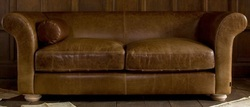 Leather Sofa Set 2 - Seater