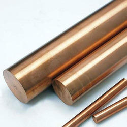 Copper Nickel 90-10 Round Bar I Cu-Ni C70600 Bar Stockist