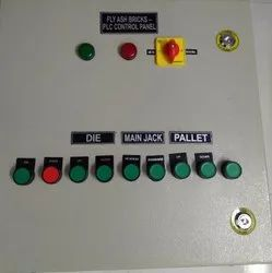 CCES LED Fly Ash Brick PLC Panel, For Industrial