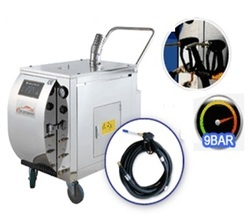 Manual Car Wash Systems Steam Car Washer Exporter From Ahmedabad