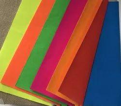 Paper Gumming Sheet