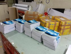 Paper Books Printing, Location: Bangalore, Dimension / Size: A4