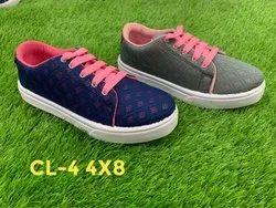 Printed Mac Ladies Shoes, Size: 4 X 8