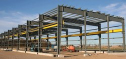 Prefab Multi Storage Steel Building System