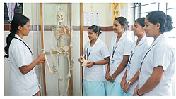 PB BSc Nursing Course