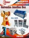 Galvanize Modular Junction Box Making Machine