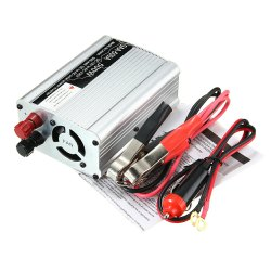 Portable Mini Car Inverter, Capacity: 500-1000 VA, Model Name/Number: Sss 0500 Invt