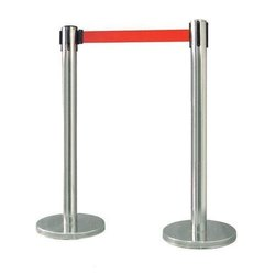 Single Belt Stanchions